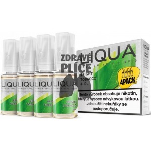 E - liquid 4x10ml Liqua Elements - různé